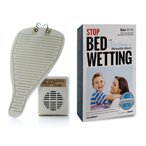 Boy Bedwetting Alarm